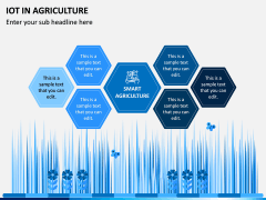 IoT in Agriculture PPT Slide 2
