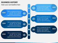 Business History PPT Slide 6