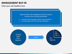 Management Buy-in PPT Slide 6