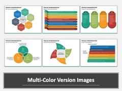 Process Standardization Multicolor Combined