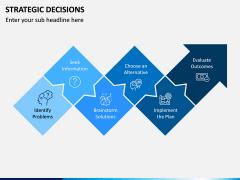 Strategic Decisions PPT Slide 5