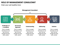 Role of Management Consultant PPT Slide 4