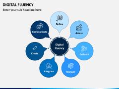 Digital Fluency PPT Slide 1