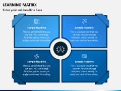 Learning Matrix PPT Slide 4