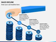 Sales Decline PPT Slide 3