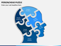 Head Puzzle PPT Slide 5