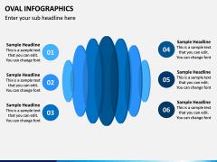 Oval Infographics PPT Slide 2