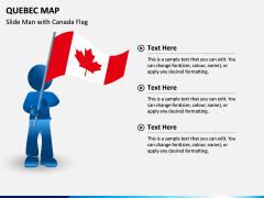 Quebec Map PPT Slide 6