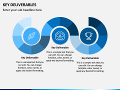 Key Deliverables PPT Slide 2