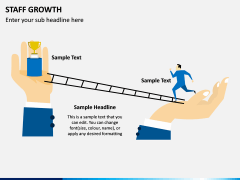 Staff Growth PPT Slide 2