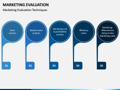 Marketing Evaluation PPT Slide 7