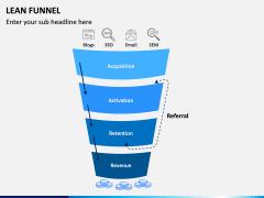 Lean Funnel PPT Slide 2