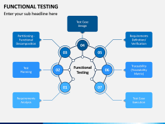 Functional Testing PPT Slide 1