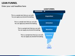 Lean Funnel PPT Slide 4
