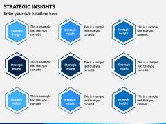 Strategic Insights PPT Slide 10