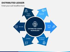 Distributed Ledger PPT Slide 1