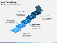 Career Roadmap PPT Slide 6
