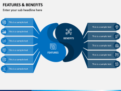 Features and Benefits PPT Slide 1