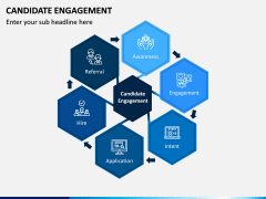 Candidate Engagement PPT Slide 1