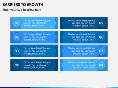 Barriers to Growth PPT Slide 5