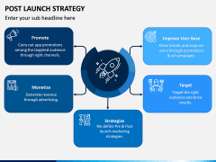 Post Launch Strategy PPT Slide 1
