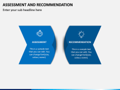Assessment and Recommendation PPT Slide 7