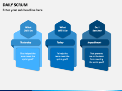 Daily SCRUM PPT Slide 3