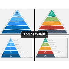Brand Pyramid PPT Cover Slide