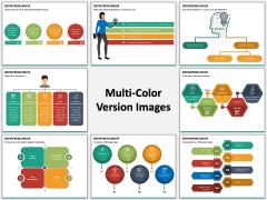 Entrepreneurship Multicolor Combined