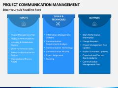 Project Communication Management PPT Slide 5