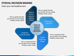 Ethical Decision Making PPT Slide 8