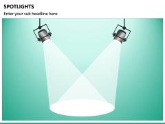 Spotlights PPT Slide 3