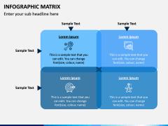 Infographic Matrix PPT Slide 8