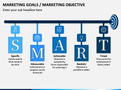 Marketing Goals PPT Slide 2