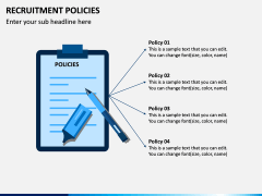 Recruitment Policies PPT Slide 6