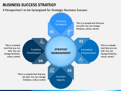 Business Success Strategy PPT Slide 6