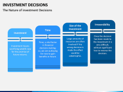 Investment Decisions PPT Slide 4