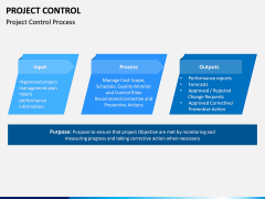 Project Control PPT Slide 6