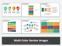 Time Management Tips Multicolor Combined