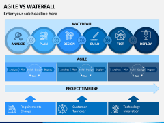Agile vs Waterfall PPT Slide 4
