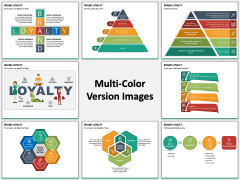 Brand Loyalty PPT Multicolor Combined