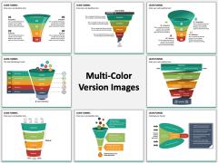 Lean Funnel Multicolor Combined