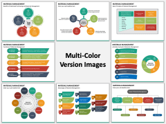 Materials Management Multicolor Combined