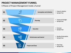 Project Management Funnel PPT Slide 2