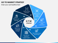 Go To Market Strategy PPT Slide 1