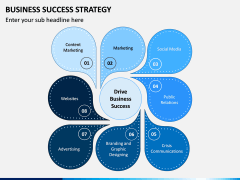 Business Success Strategy PPT Slide 3
