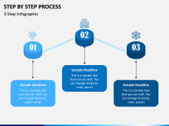 Step By Step Process PPT Slide 1
