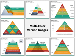 Brand Pyramid PPT Slide MC Combined
