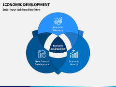 Economic Development PPT Slide 1